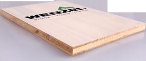 Druck auf Holz: Einzelne Latten oder aus einem Stück